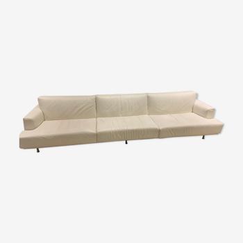 3-seater sofa by Piero Lissoni, Cassina edition