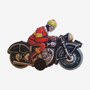 West Germany 1960s friction plate motorcycle