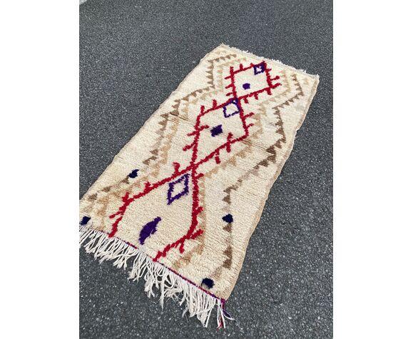 Tapis berbere Azilal  90x180 cm