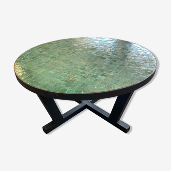 Table zellige 84D x 42H