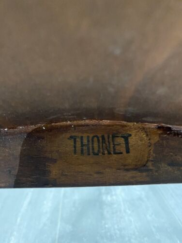 Chaise de bureau de sécession n° 141 Thonet