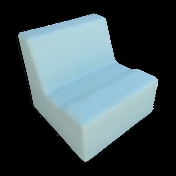 Fauteuil Moduform design usa bleu vert