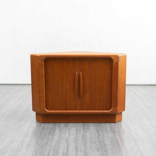 Buffet d'angle, années 70, teck, Danemark