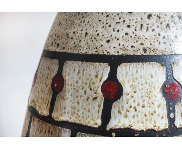 Vase céramique West Germany