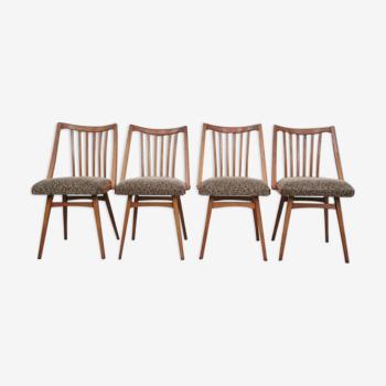 Ensemble de 4 chaises Antonin Suman