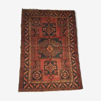 Tapis iranien fait main 100% laine - 134x193cm