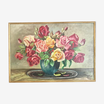 Table bouquet flowers