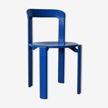 Chaise design post-moderne vintage années 1970