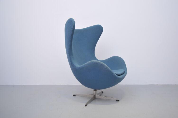 Fauteuil Egg d'Arne Jacobsen de 1961