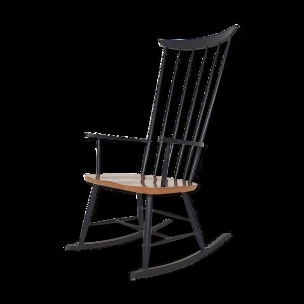 Rocking-chair, Pays-Bas années 1960