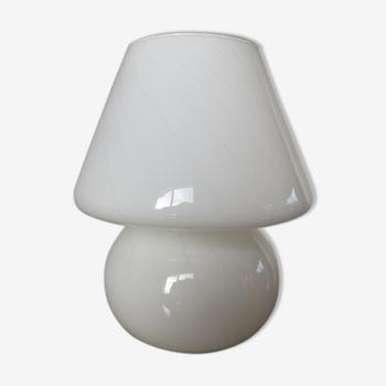 """Lampe """" champignon """" Hala Zeist années 70"""