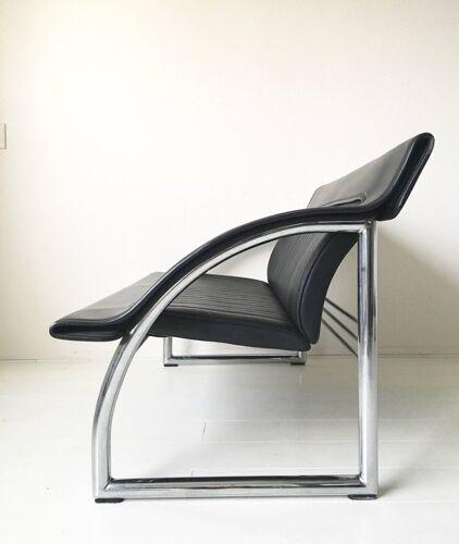 Canapé et fauteuil De Sede DS-127 of Gerd Lange 1980