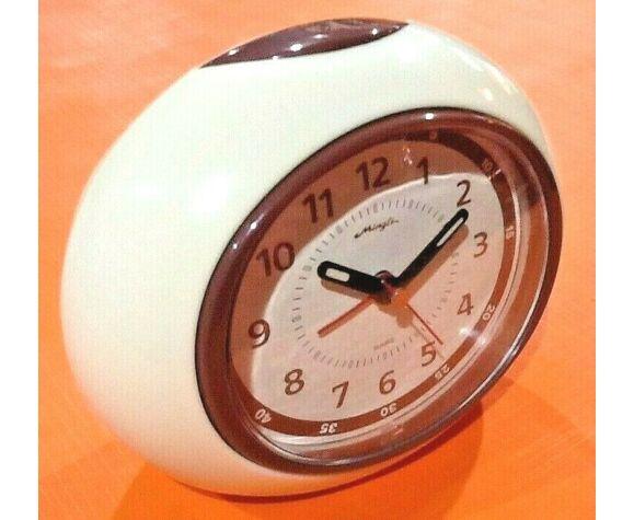 Réveil Vintage Mingli forme ovale