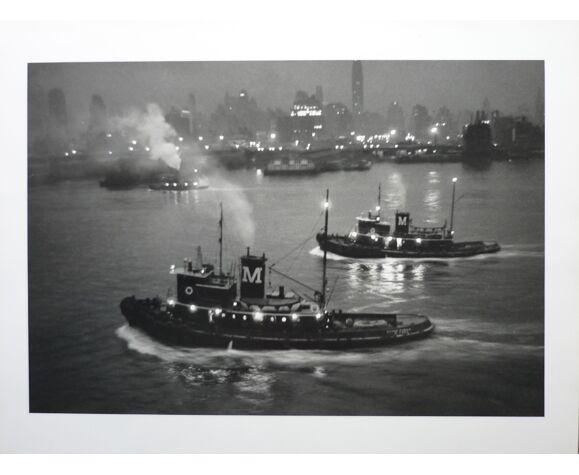 Photographie de Jean-Philippe Charbonnier «New York 1953»