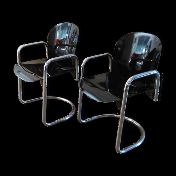 Paire de chaises Dialogo