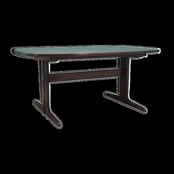 Selency Table, design danois, années 70, producteur: Skovby