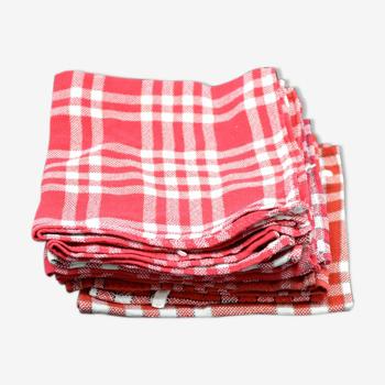 Ancienne serviette de table XIXe