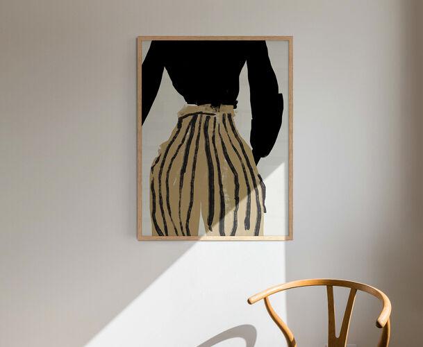 Tirage d'art giclée, 60x80