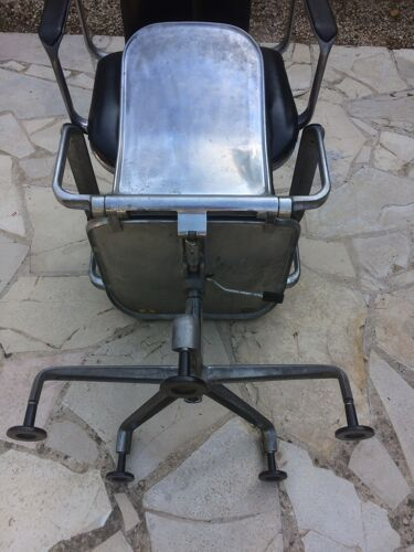 Paire de fauteuils Fred Scott