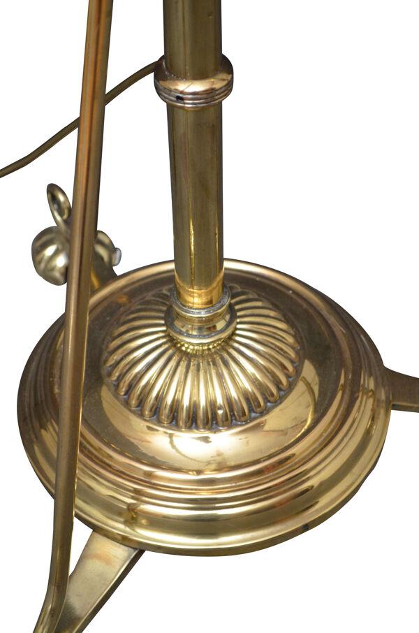 Lampe de sol du mouvement Arts and crafts