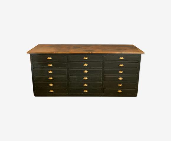 Meuble d'atelier 18 tiroirs