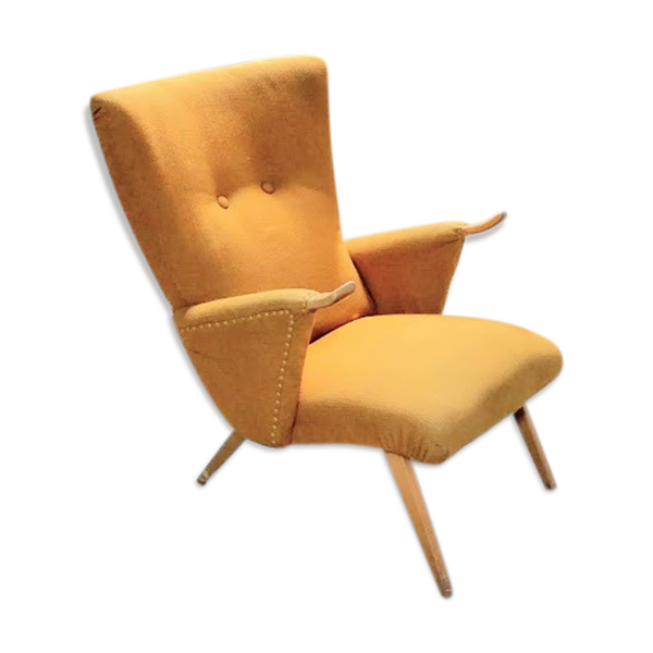 Fauteuil danois années 50-60