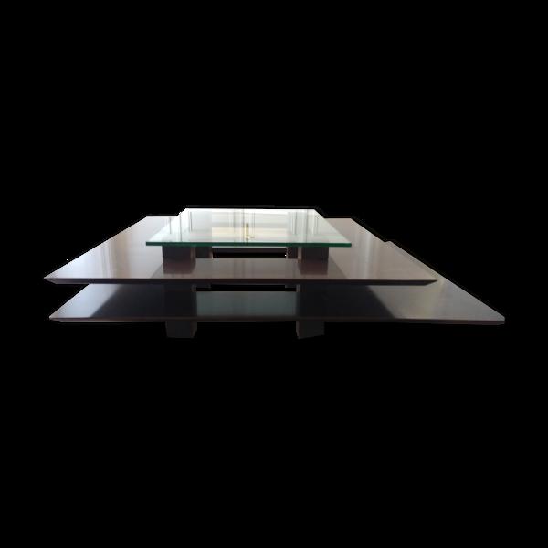 Table basse art deco