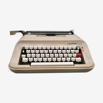 Underwood typewriter 319 beige revised ribbon new