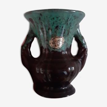 Vase amphore en céramique ADP