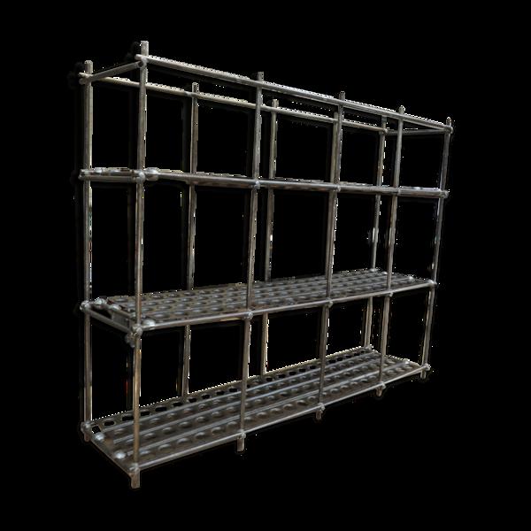 Étagère industrielle en métal 1950 modulable