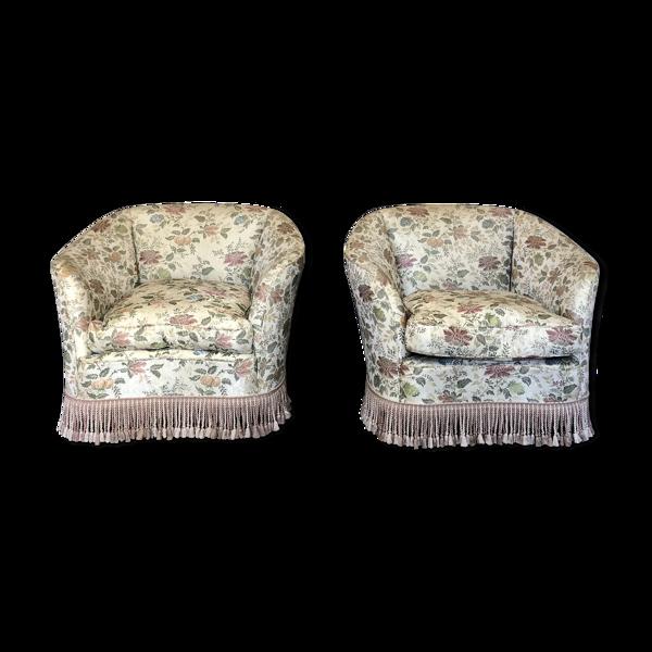 Paire de fauteuils 1952