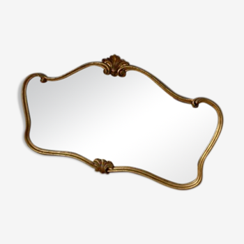 Miroir coquille style Louis XV 150cm