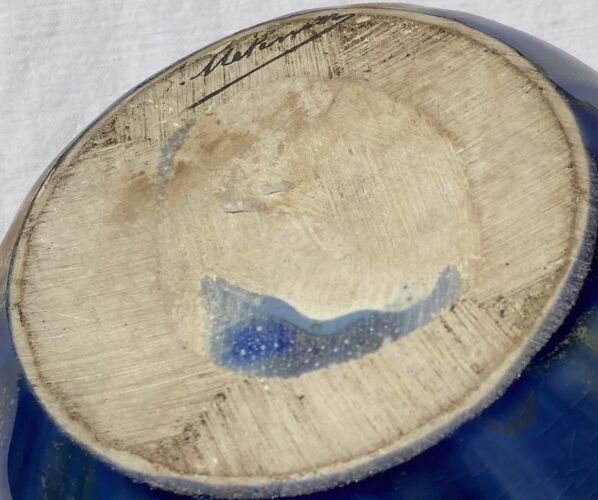 Pichet metenier forme coloquinte