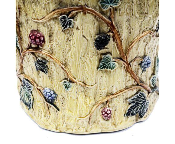 Tabouret décoratif en céramique