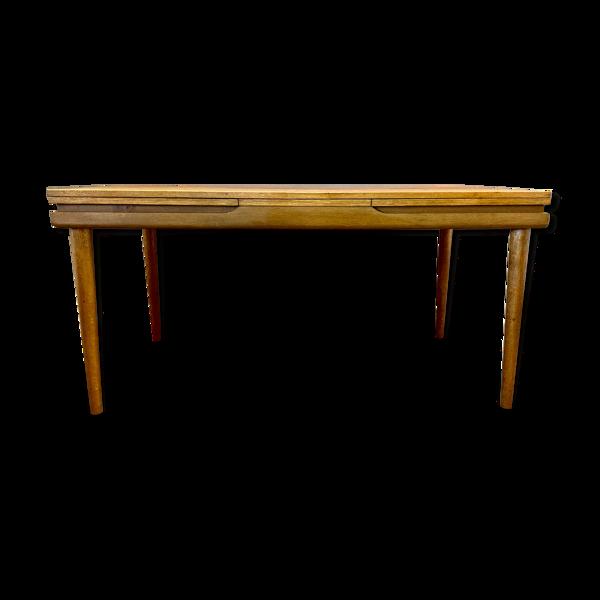 Table haute extensible design scandinave 1950