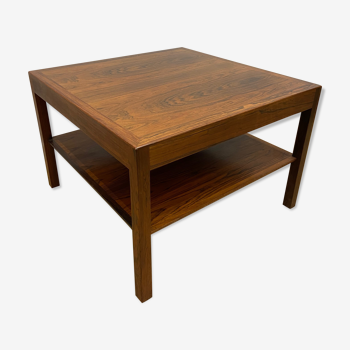 Table basse carrée Hans Wegner