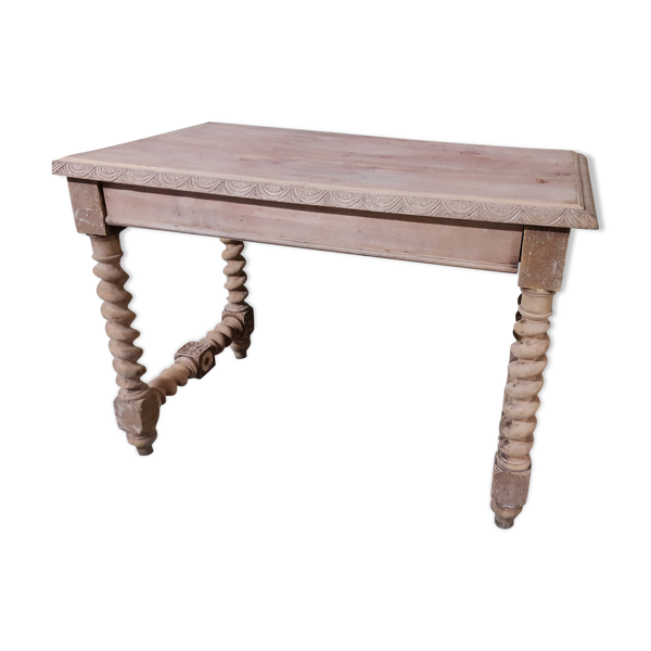 Table baroque style Louis XII