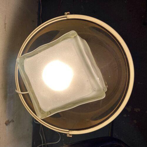 Lampe glaçon ikea vintage