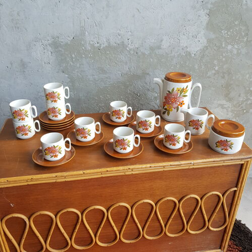 Coffee service 70s
