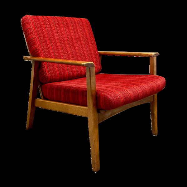 Selency Fauteuil 1950 design scandinave