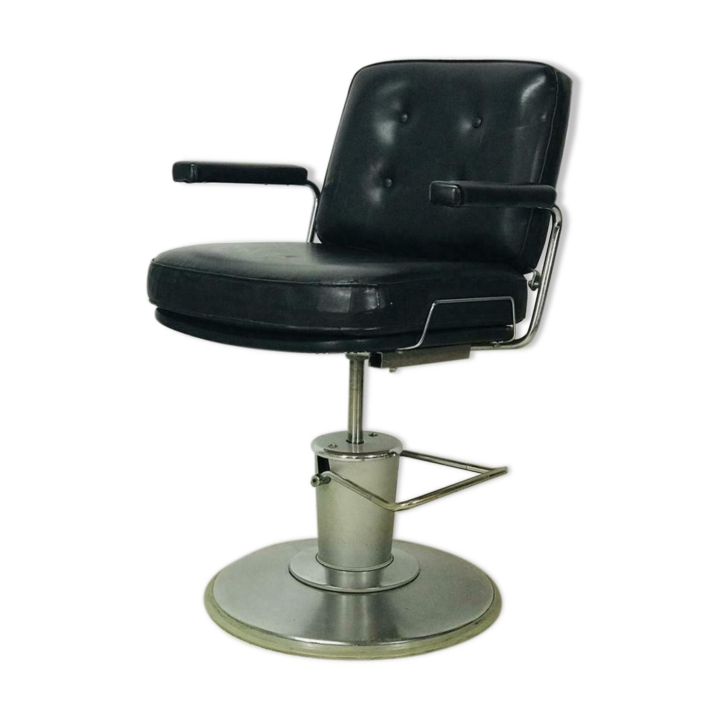 Chaise barbier vintage chaise studio