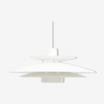 Danish White Horn pendant lamp, 70