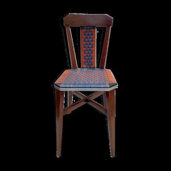 Chaise bistrot vintage art deco Stella