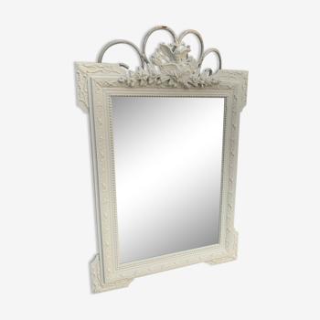Miroir Napoléon III 61x87cm