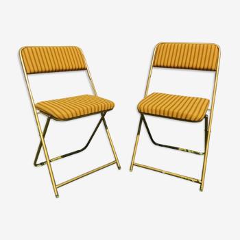 Chaises vintage Lafuma