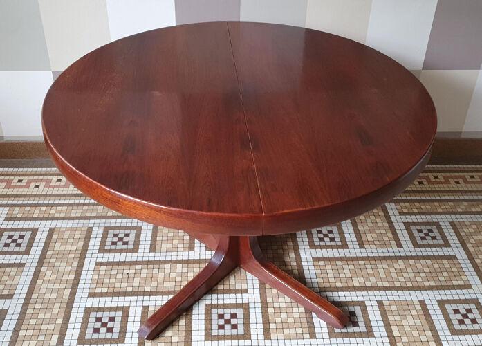 Table Baumann à rallonge années 60/70