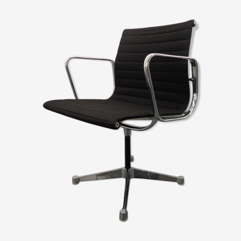 Aluminum EA108 desk chair by Charles & Ray Eames edition Herman Miller, 1960