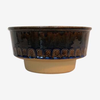 Plat de Maria Philippi pour poterie Søholm Danemark