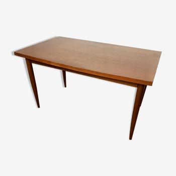 Table scandinave teck