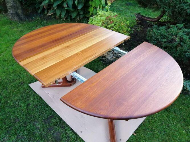 Table à manger extensible vintage de Dyrlund